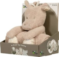 Taupe Bo Jungle B-plush toy with blanket Senna the Giraffe