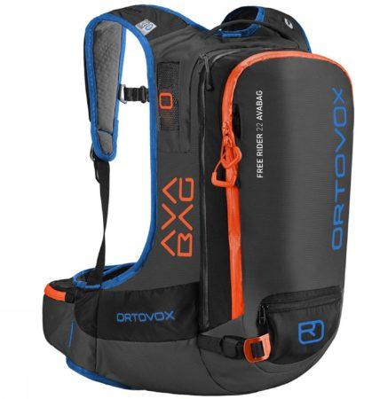 Afbeelding van Ortovox - Free Rider 22 Avabag Kit - Lawinerugzak maat 42 - 50 cm zwart
