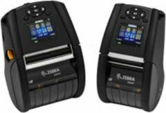 Zwarte Zebra ZQ610 Healthcare, BT, 8 dots/mm (203 dpi), LTS, disp., EPL, ZPL, ZPLII, CPCL