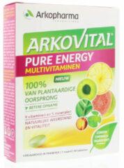 Arkopharma Arkovital Pure Energy Multivitaminen Tabletten