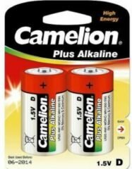 Basic Camelion LR20-BP2 Single-use battery D Alkaline 1,5 V