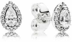 Zilveren Pandora Stud earrings with cubic zirconia 296252CZ