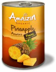 Amaizin Ananasstukjes Op Sap (400ml)