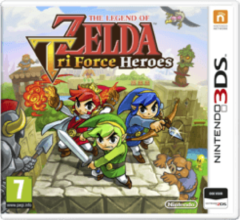 Nintendo The Legend of Zelda: Triforce Heroes - 2DS + 3DS