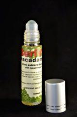 Berivita Macadamia Olie Puur & Koudgeperst 10ml Roller | Huid & Haar