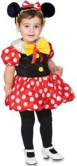 EUROCARNAVALES - Schattige kleine muis kostuum voor meisjes - 6 - 9 maanden (67-69 cm) - Kinderkostuums