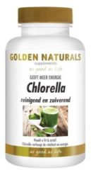 Golden Naturals Chlorella Tabletten 600st