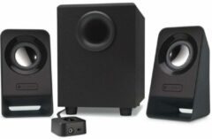 Logitech Z213 2.1 PC-luidsprekers Kabelgebonden 7 W Zwart