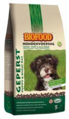 Biofood Geperst Puppy & Kleine Rassen - Hondenvoer - 5 kg - Hondenvoer