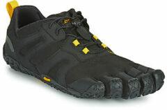Zwarte Hardloopschoenen Vibram Fivefingers V-TRAIL