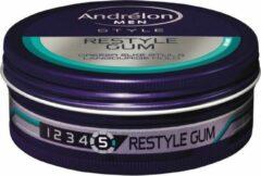 Andrelon Restyle Texturising Gum For Men 75 ml