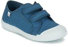 Blauwe Lage Sneakers Citrouille et Compagnie GLASSIA