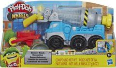 Play-Doh cementwagen Wheels Cement Truck - klei speelset