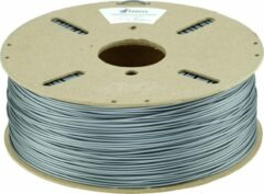 "Zilveren Belgisch Premium PLA filament ""Additive Heroes"" (1 kg, 1.75 mm) - Starship Silver"