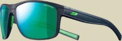 Julbo Renegade Spectron 3 CF Sonnenbrille/Sportbrille Größe one size dunkelblau/grün