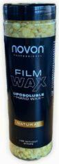 Gele Novon Harskorrels - Ontharings Hars - Ontharings Wax - Wax Bonen - Voor Wax Apparaat - 400 gram - Naturel