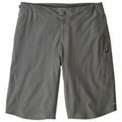Patagonia - Dirt Roamer Bike Shorts - Fietsbroek maat 30 grijs/zwart