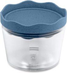 Koziol Bewaarbox Prince 0,3 Liter 11 Cm Donkerblauw/transparant