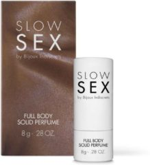 Bijoux Indiscrets Slow Sex Full Body Solid Parfum - 8 gr