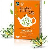 English Tea Shop Rooibos Biologisch 20st