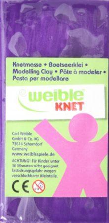 Afbeelding van Engelhart Weible Knet Fantasie Klei Blokvorm Lila - 250 Gram