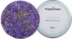 SET HappySoaps Natuurlijke deodorant NEUTRAAL en shampoo bar LAVENDEL Vegan, Natuurlijk en handgemaakt
