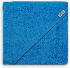 Funnies badcape turquoise | omslagdoek – TURQUOISE | 80x80 cm | 100% katoen | Funnies
