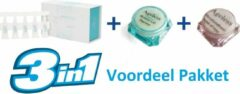 Instantly Ageless 5 pipetjes + Moisture Lift 6 ml + Sands of Time 6 ml - Voordeelverpakking