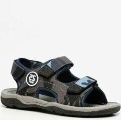 Scapino Jongens sandalen met camouflage print - Blauw - Maat 30