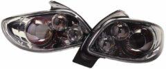 Universeel Set Achterlichten Peugeot 206 excl. CC/SW - Chroom