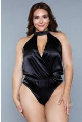 Zwarte Be Wicked Paige Body - Plus Size