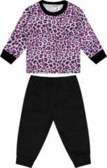 Beeren Baby Pyjama Panther Pink/Zwart 74/80
