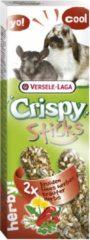 Versele-Laga Crispy Sticks Konijn Kruiden - Konijnensnack - 2x55 g