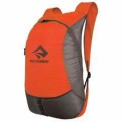 Sea to Summit Ultra-sill daypack- opvouwbare rugzak 20L - 72gram - Oranje