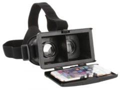 Zwarte Velleman VR-BRIL VOOR SMARTPHONE - MAX. AFMETINGEN 154 x 82 mm