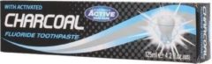 Active Oral care Beauty Formulas charcoal Fluoride Toothpaste Pasta Do Mycia Z?bw Z Aktywnym W?glem 125ml