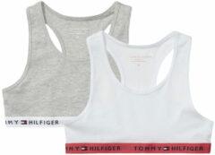 Grijze Tommy Hilfiger 'bralette' top (2-pack)