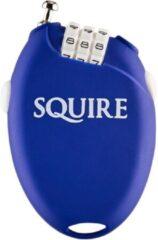 Mountainbike slot Squire Retrac 2, kleur blauw