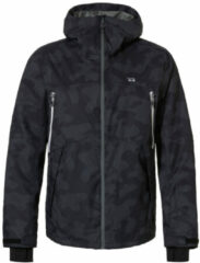 Rehall Wing-R Snowjacket camo black heren snowboard jas