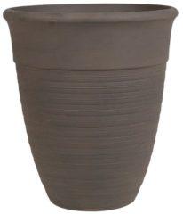 Beliani Katalima Bloempot Stenenmix 43 X 43 Cm