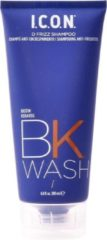 I.c.o.n Icon Bk Wash Frizz Shampoo 200ml