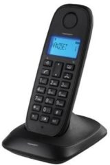 Tristar Topcom TE-5731 - Single DECT telefoon - Antwoordapparaat - Zwart
