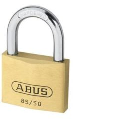 Abus Hangslot Messing Gehard - 50 mm
