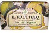 Nesti Dante Firenze Pflege Il Frutteto di Nesti Il Fruttetto Seife Citron & Bergamotte 250 g