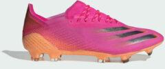Roze Adidas X Ghosted.1 Firm Ground Voetbalschoenen