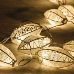 Witte Kabeldirect HQ Lichtslinger Waterdruppel 10 LED