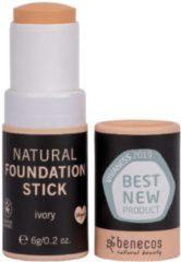 Benecos Natural Foundation Stick Ivory (Vegan)