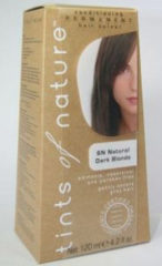 Tints Of Nature Permanent hair colour natural dark blond verp.