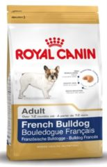 Royal Canin Breed Royal Canin Franse Bulldog Adult hondenvoer 3 kg