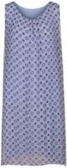 Kleid im Allover-Tupfen-Dessin Betty Barclay Dark Blue/Light Blue - Blau